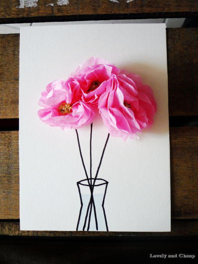 les 25 meilleures id es concernant roses de papier de soie sur pinterest fleurs en tissu. Black Bedroom Furniture Sets. Home Design Ideas