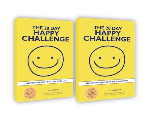 Know someone who could use a bit of cheering up? Perhaps a friend or family member who's had a hard year or someone who greets you with complaints at every family gathering?  The 28 Day Happy Book is a great 'pick me up', offering inspiration, gentle humour and heartwarming suggestions to reconnect with what's most important.  15% off until Dec. 25.