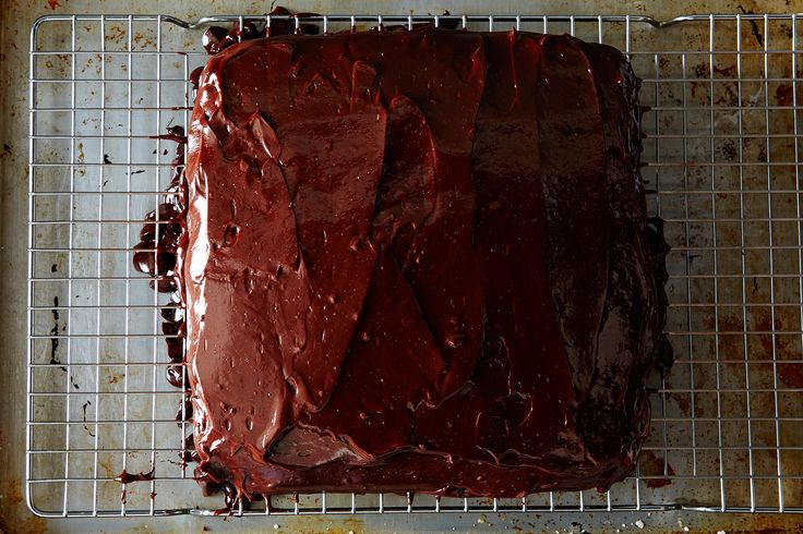 The Not-Too-Boring, Not-Too-Rich Chocolate Cake
