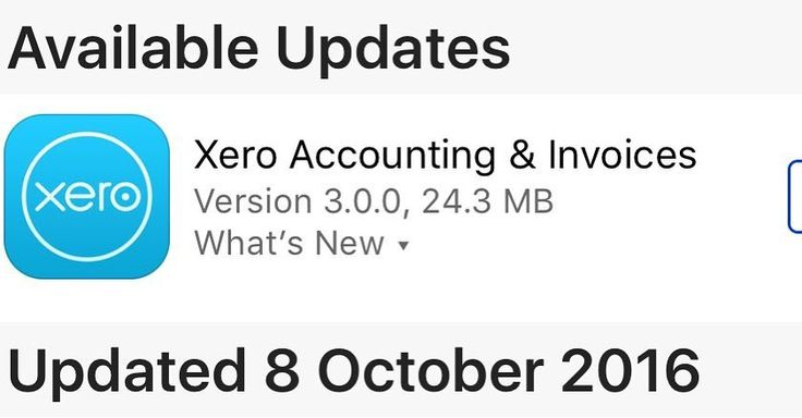 Xero Accounting Update #Xero  #xerocon  #cloud  #cloudtechnology  #CloudBusiness  #automation #Accounting  #Bookkeeping  #startuplife  #entrepreneurs  #focused  #simplify  #taskmanagement  #organized #todolist  #workfromhome  #makeithappen  #empower #productivity  #seizetheday