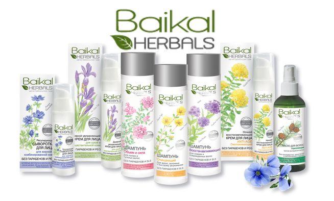Baikal HERBALS rosyjskie kosmetyki naturalne na femme-zone.pl