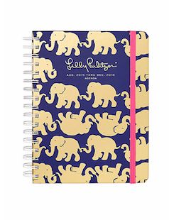 Lily Pulitzer planner