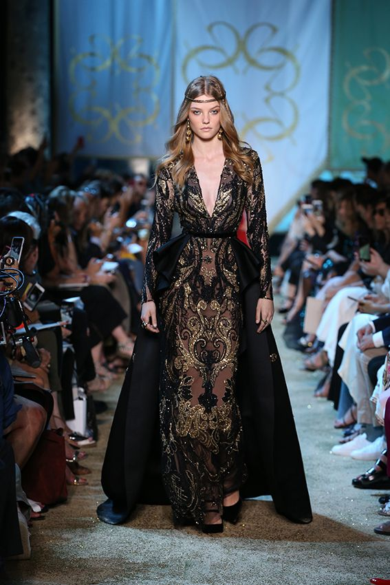 799 best elie saab haute couture images on pinterest for Haute couture photoshoot