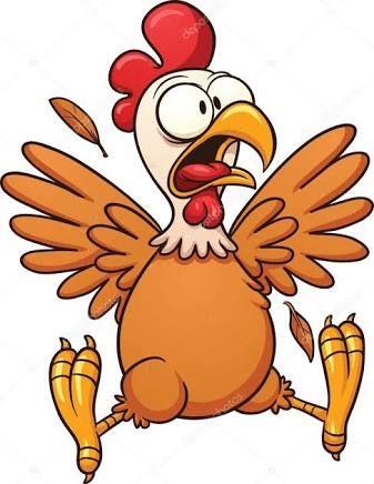 Resultado de imagen para pollo animado