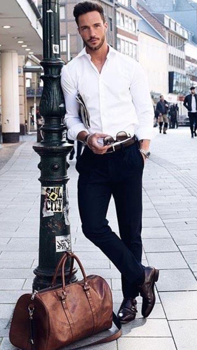 Klassisch, einfach, elegant: Schwarz und weiß!