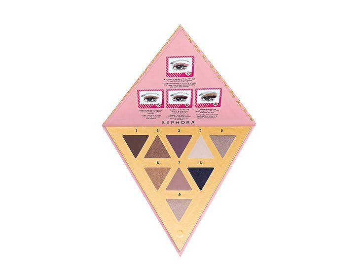 Sephora Palette Natalizia The Delicate regali di natale economici (4)