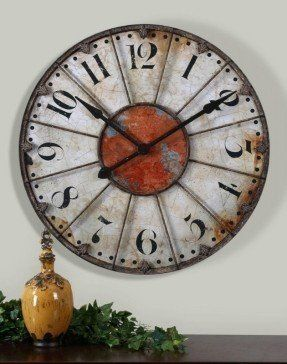 Image result for southwestern wall clocks