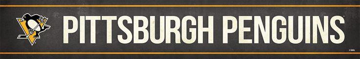 Pittsburgh Penguins Street Banner $19.99