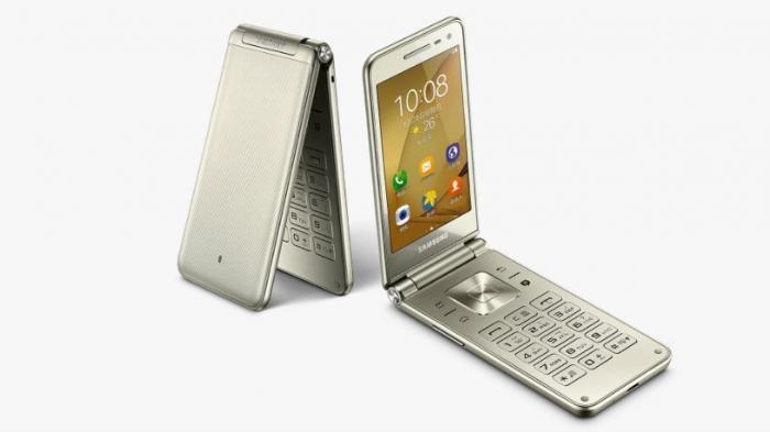 Galaxy Folder 2 - Setelah Heboh Kabar Note 7, Kini Samsung Perkenalkan Ponsel…