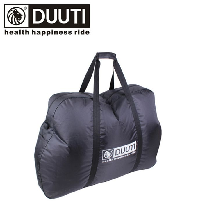DUUTI Bicycle Bag Foldable Bike Transport Bag Cycling MTB Mountain Road Cover Bags for Travel Case Carrier 26 inches Waterproof