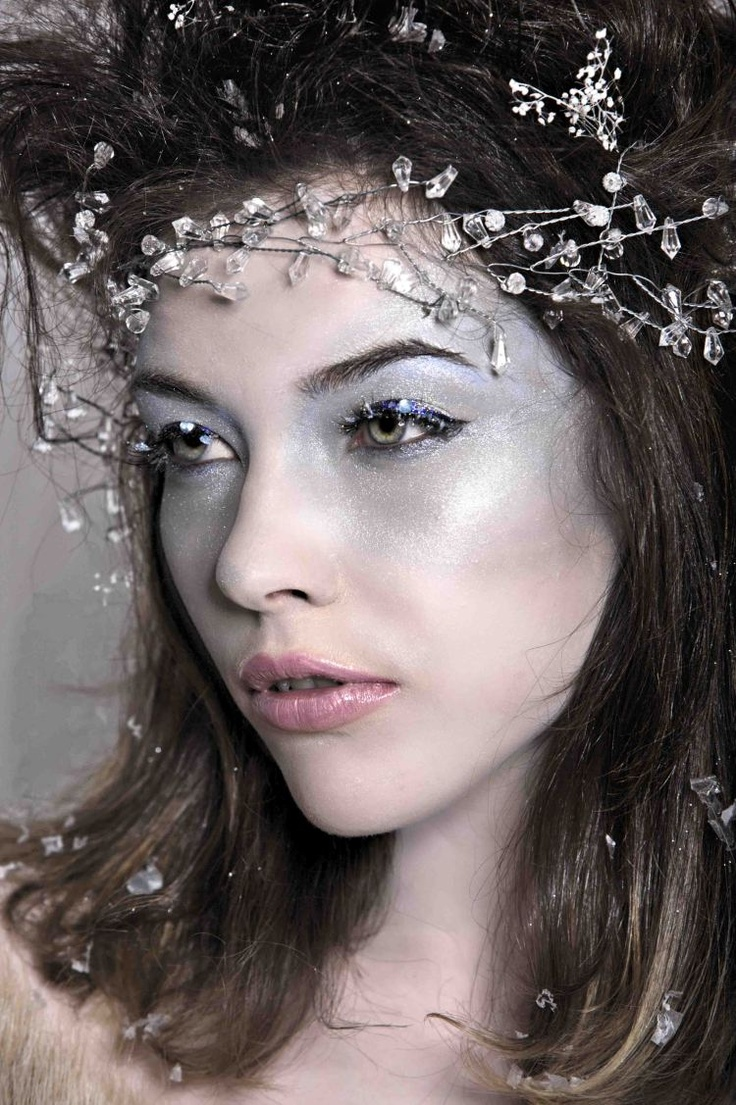 Snow Queen  Dollface by Jules
