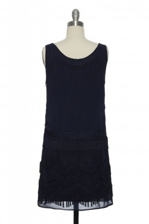 Flapper dresses, Flappers and Navy on Pinterest