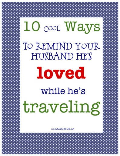Traveling With Your Best Friend And Spouse