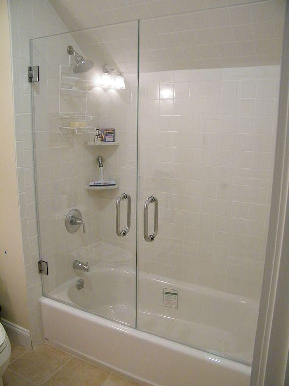 20 Small Kids Bathtub Shower Designs With Glass Door Tub Shower