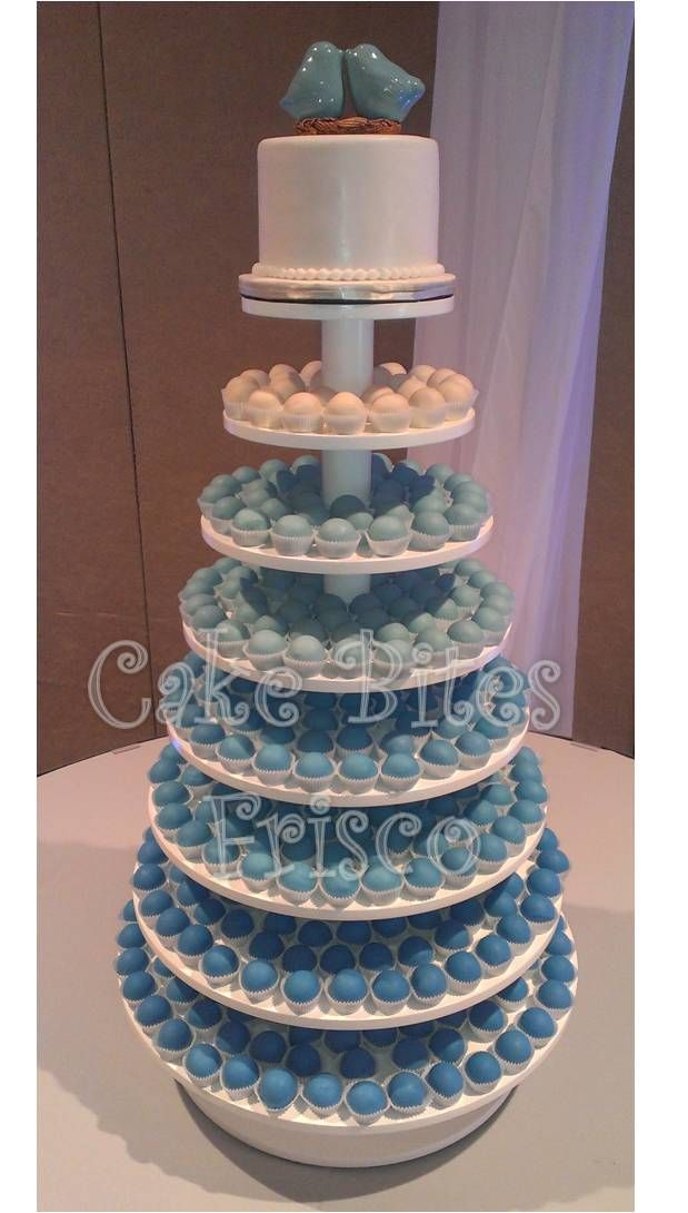 Cake Ball Wedding Cakes Dallas Best Ideas About Balls On