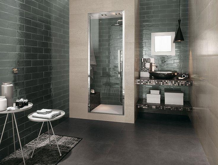 17 mejores ideas sobre colores del cuarto de ba o en - Ver cuartos de banos modernos ...