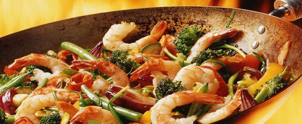 Cuisiner au wok : et que ça saute!