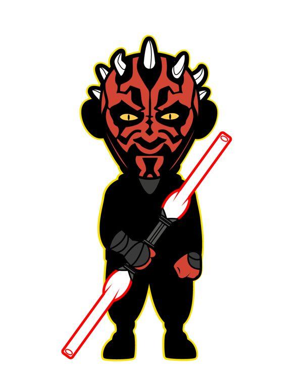 Star Wars Kawaii Saga