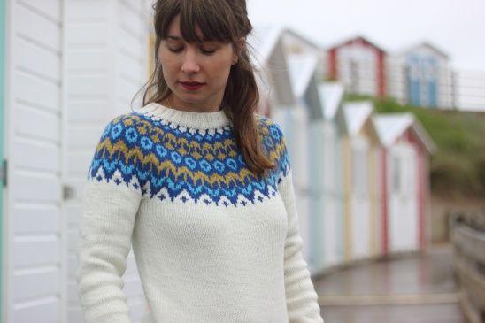 Riddari sweater by Anna | Project | Knitting / Cardigans & Sweaters | Kollabora