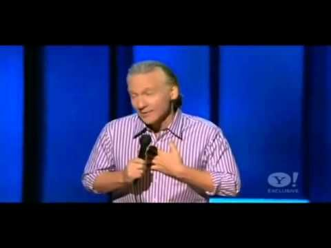 Bill Maher Best of Religion Stand Up - YouTube