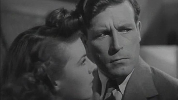 Lawrence Tierney (with a wild look in his eye), The Devil Thumbs a Ride (1947)