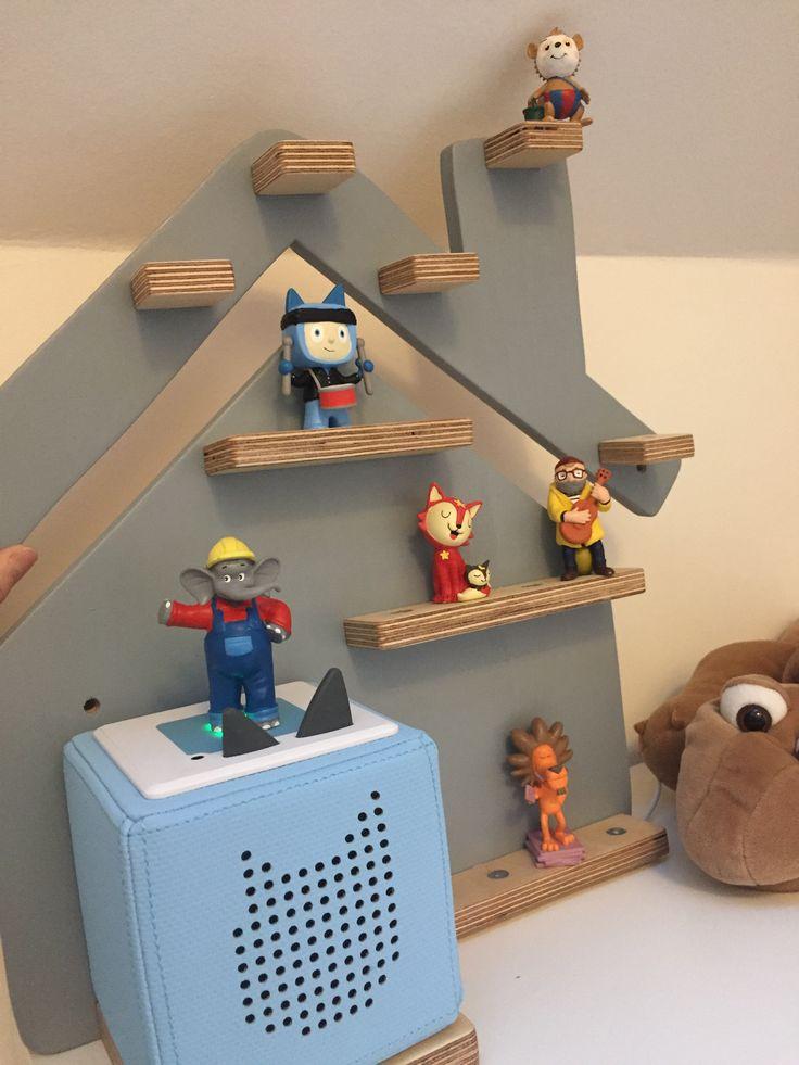 ein regal f r toniebox und tonies tonie in 2019 kidsroom kids room und room. Black Bedroom Furniture Sets. Home Design Ideas