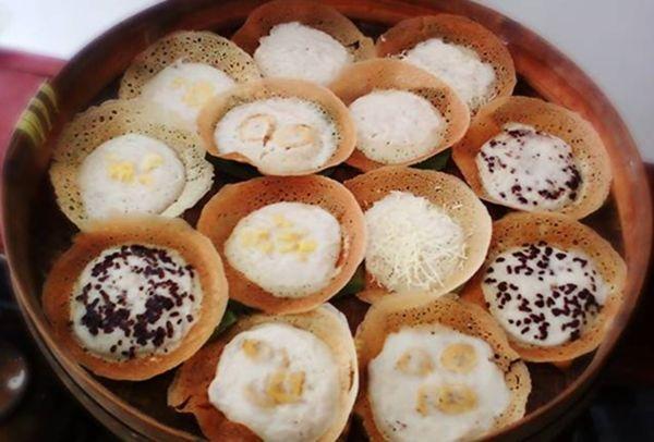 Resep Serabi Solo Kuah Kinca Dan Cara Membuat Serabi Solo Notosuman Lengkap Olahan Serabi Solo Gulung Serta R Resep Resep Masakan Indonesia Makanan Dan Minuman