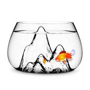 Fischglas Glasscape