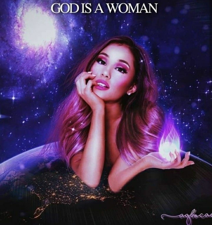 Ariana Grande God Is A Woman Ariana Grande Cat Valentine