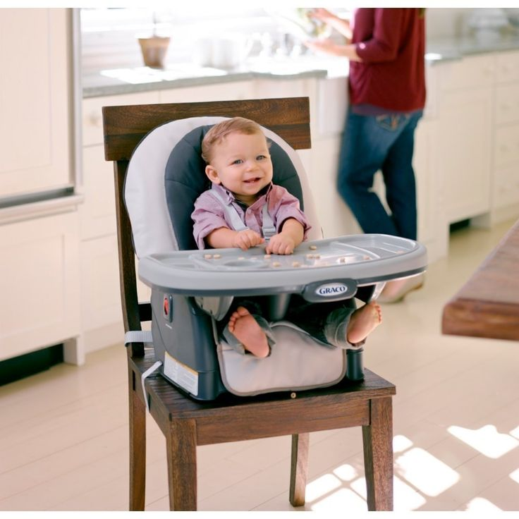 Graco High Chair Small Spaces