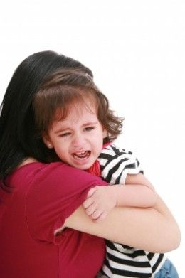 Divorce can have negative effects on children.