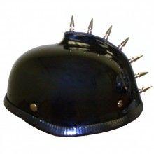 Spiked Gladiator Novelty Motorcycle Helmet