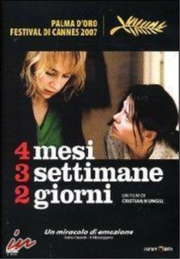 4 mesi 3 settimane 2 giorni (DVD), Cristian Mungiu