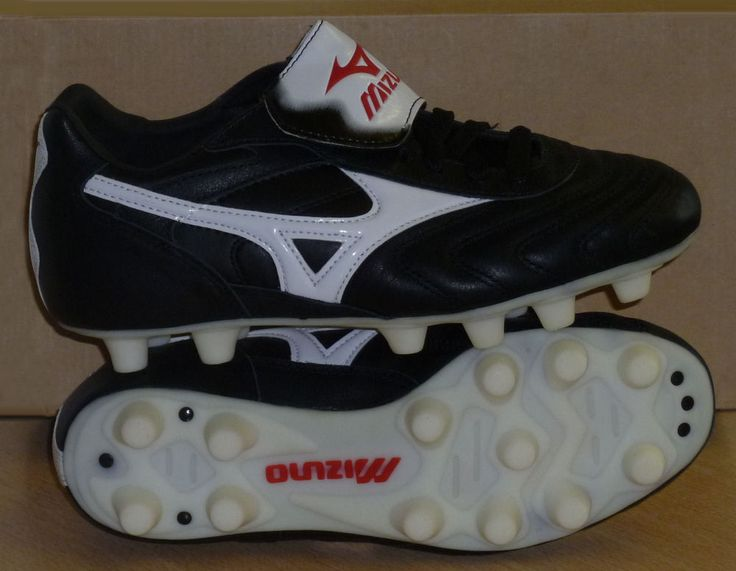 Mizuno Elite Kids Moulded Football / Footy / Soccer Boots - Size 5 only Bargain! #Mizuno