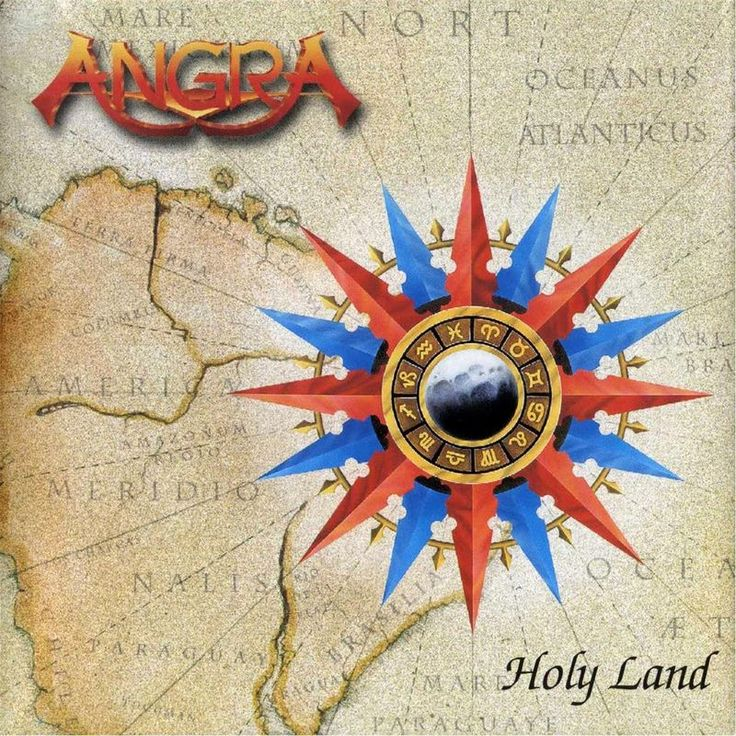 Make Believe by Angra - Holy Land