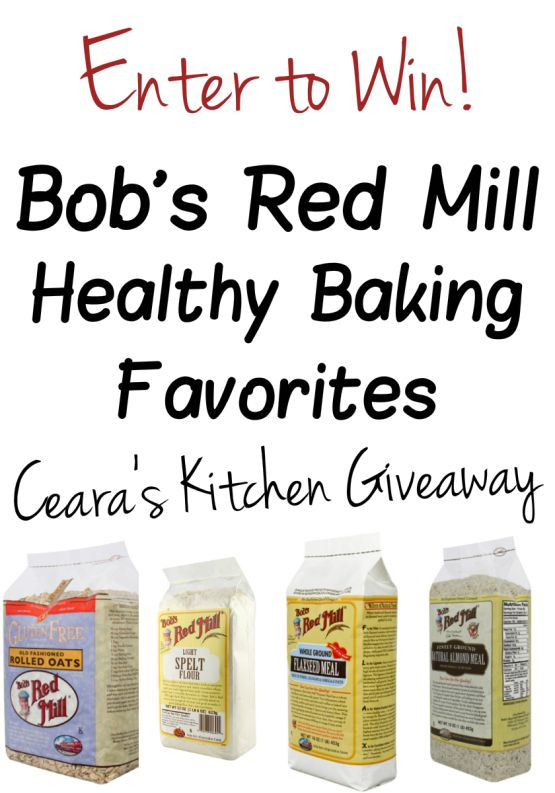 31 best giveaways images on pinterest | bobs red mill, bob s and