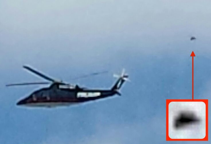 UFO SIGHTINGS DAILY: UFO Follows The Donald Trump Helicopter, Tells US Trump Will Be Next President On Aug 15, 2015, UFO Sighting News.