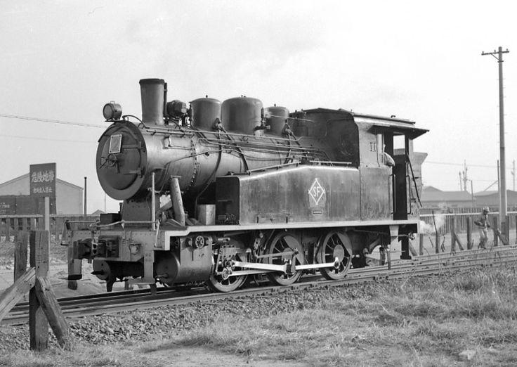 北沢産業7号蒸気機関車