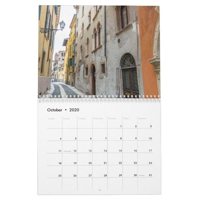 Italy 2020 Calendar Zazzle Com
