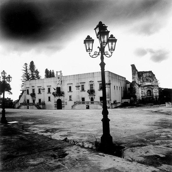 Santa Margherita. In the places of the romance  #gattopardo #terresicane #santamargherita #valledelbelice #sicily #history #territoristorici