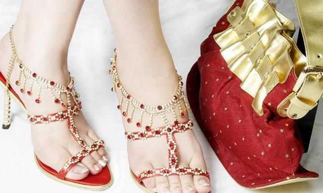 Stylish high Heel Sandals For women  (5)