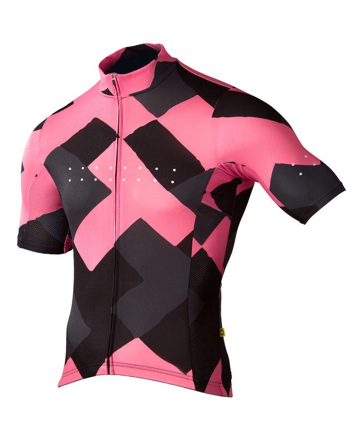 Full Gas Aero / Segment Jersey [ M ] - Musk Pink