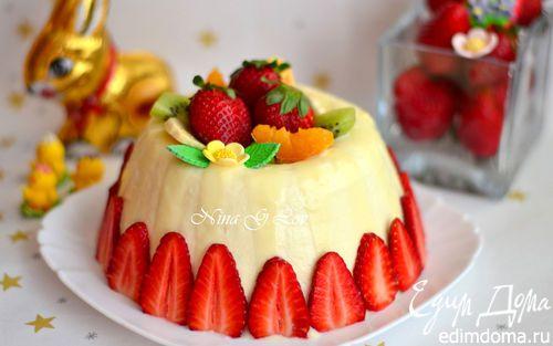 Пасхальный торт   Кулинарные рецепты от «Едим дома!»