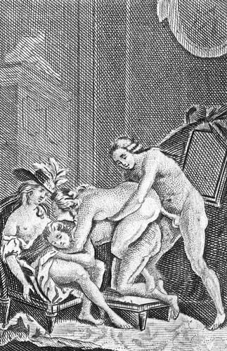 The young erotic fanny hill