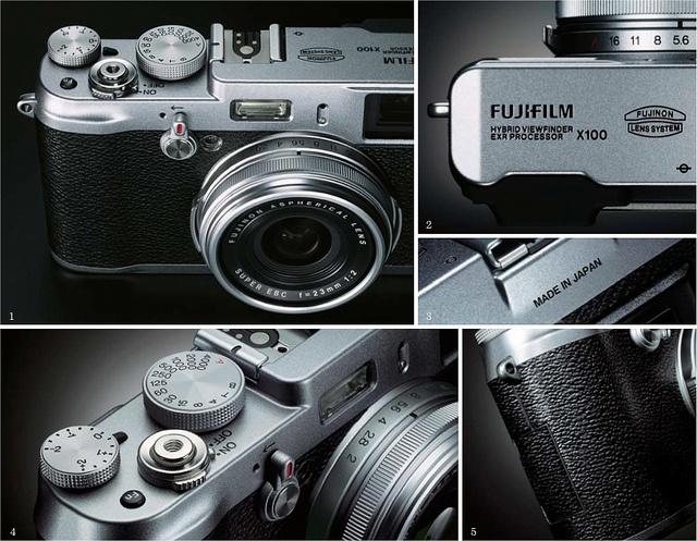 Fujifilm X100 (Details)