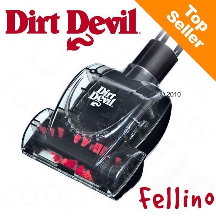 Animalerie  Mini-turbobrosse pour aspirateur Dirt Devil Fellino  1 mini-turbobrosse pour aspirateur