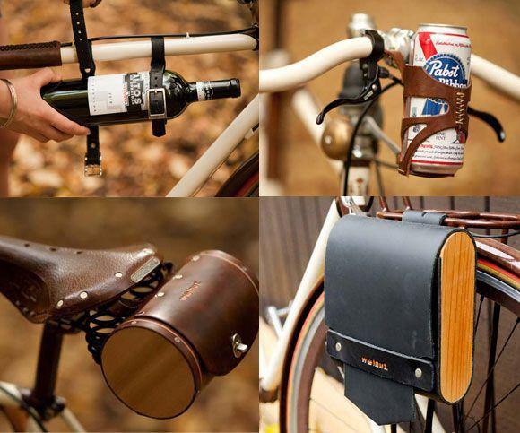 Acessórios para bicicleta!