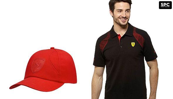 Formula 1 Fashion #Puma