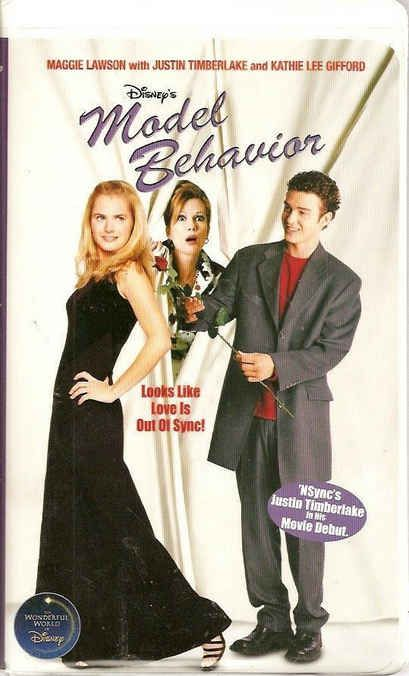 Model Behavior!! One of my favorite movies from the old Disney