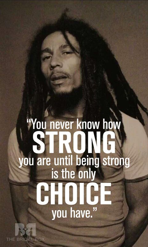 10 Bob Marley Love Quotes That Give Some Serious Life Lessons